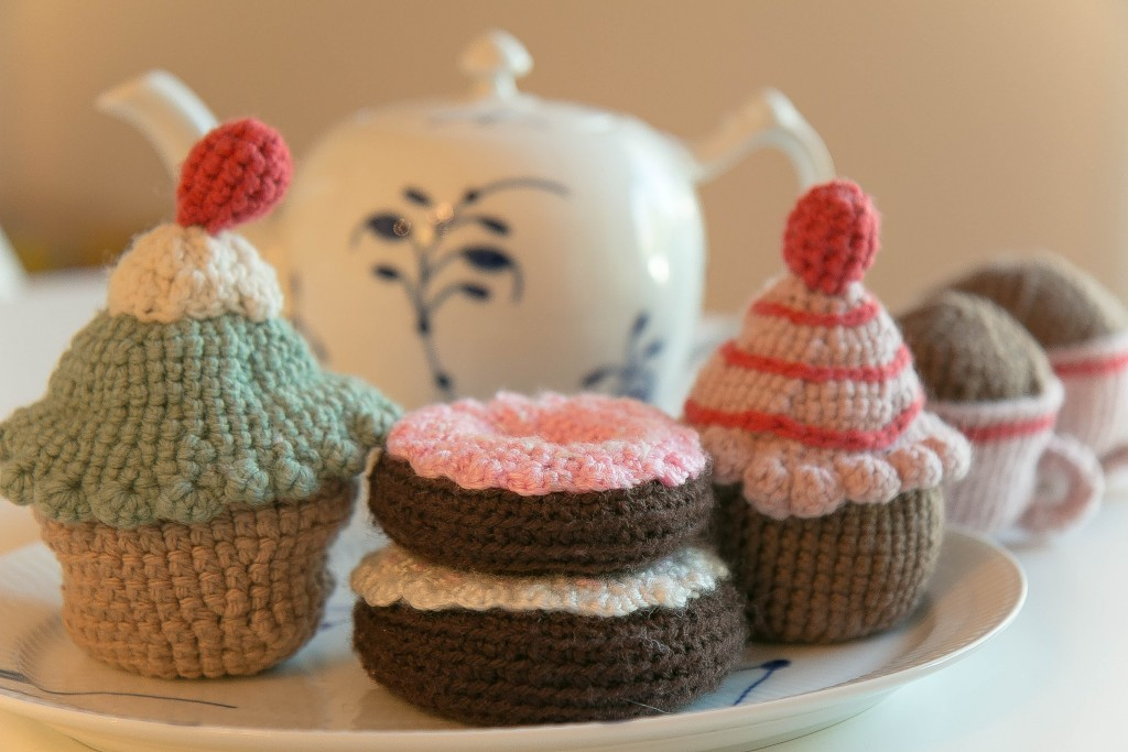 Yummy crochet – a weekend project?!