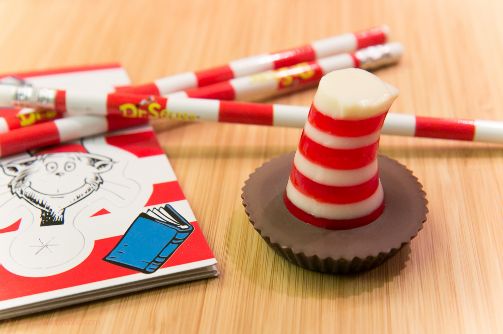 Celebrate Dr. Seuss – treats for sharing