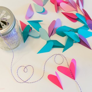DIY 3 x easy-to-make garlands