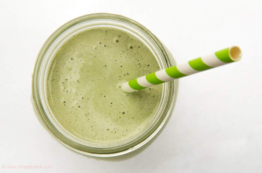 Milkshake with Matcha
