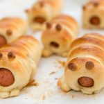 Bread monsters a.k.a. hotdogs